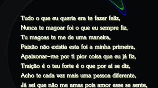 Download Diana Lima - Confiei em ti (letra) Mp3