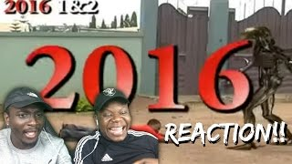 2016 ghana movie (reaction) wtf did i just watch!? @kyyvlogs