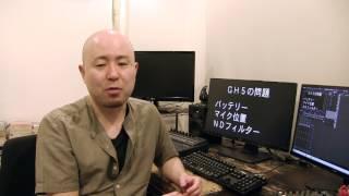 【 雑談 】GH5より凄いのか!「噂の新シネマカメラ」について! thumbnail