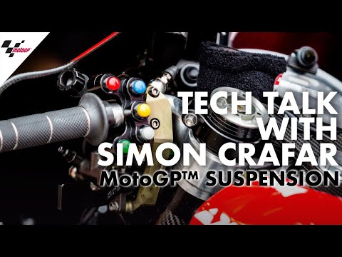 A look into MotoGP™ suspension | #TechTalk with Simon Crafar