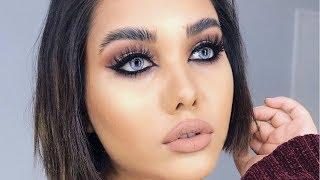 Arabian Style Eye Makeup Tutorial