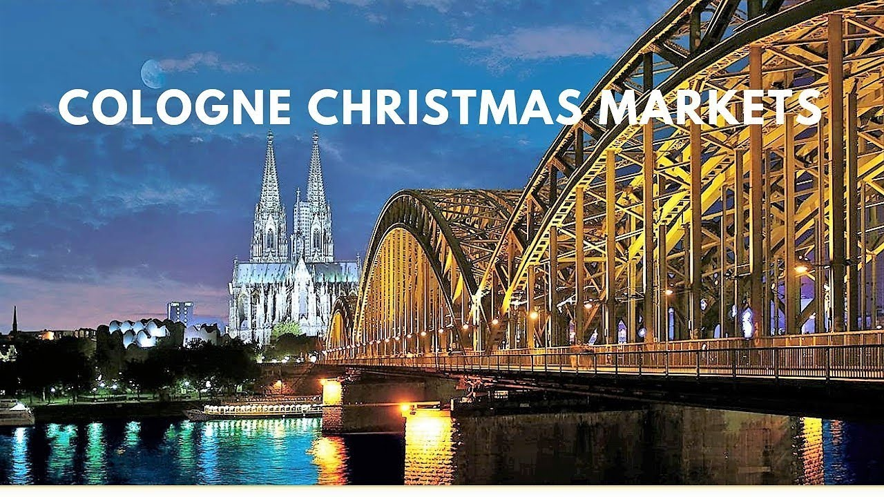 Cologne Christmas markets: BEST German