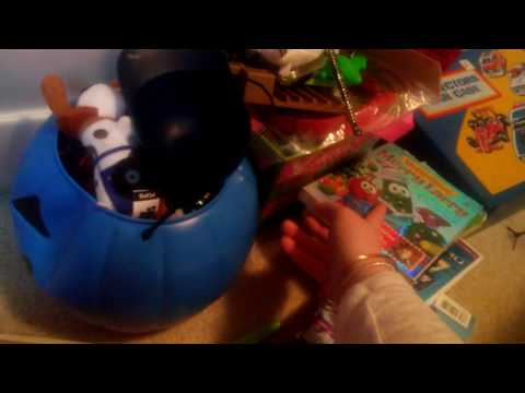 My VeggieTales DVD Collections.