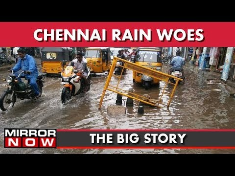Chennai Rains : State Seeks Centre's Attention I The Big Story