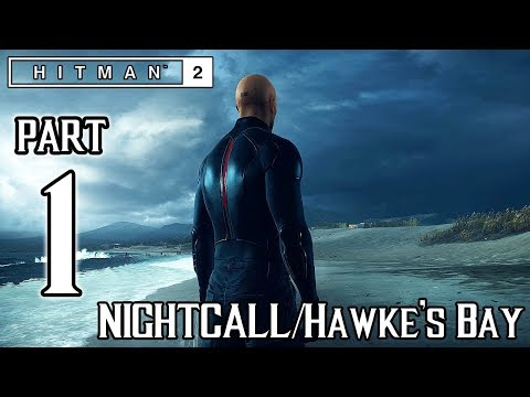 HITMAN 2 (2018) Walkthrough PART 1 (PS4 Pro) No Commentary @ 1440p (60ᶠᵖˢ) ✔