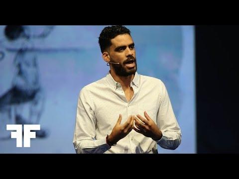 "DANILO ""EL SEXTO"" MALDONADO | ORWELL, SPRAYPAINT, AND THE FIGHT TO FREE CUBA | 2016"