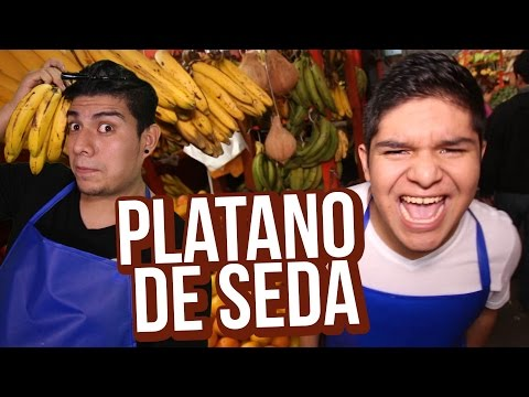PLÁTANO DE SEDA ( PARODIA DE CORAZÓN DE SEDA