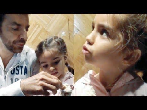 Alessandra Rosaldo regaña a su hija Aitana en las redes sociales