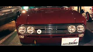 Tom's 196?  Datsun Bluebird 1600 SSS