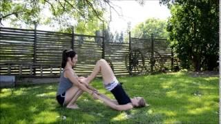 Yoga Challenge & Nesměj Se !