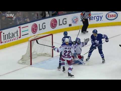 New York Rangers vs Toronto Maple Leafs - February 23, 2017 | Game Highlights | NHL 2016/17