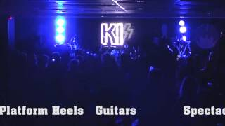 KISStory The Australian KISS Tribute Show Promo 2015