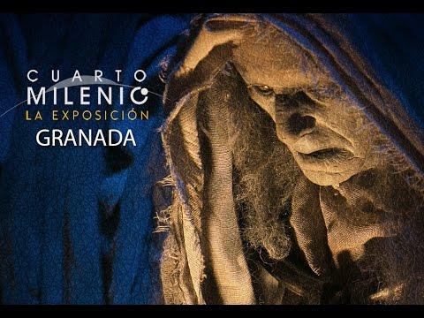 La exposición de Cuarto Milenio llega a Granada