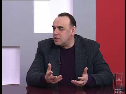 Актуальне інтерв'ю. Микола Вересень. Сучасне телебачення та перспективи для регіональних каналів