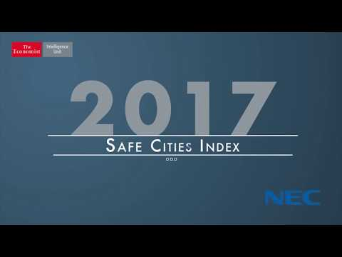 Safe Cities Index 2017