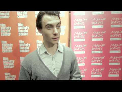 Making Waves: New Romanian Cinema 2013 - Interview Harry Lloyd Part 1