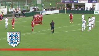 Luxembourg U19s 0-8 England | Goals & Highlights