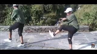 CHOGADA TARA | DARSHAN RAVAL | LOVERATRI | HIP HOP DANCE By Himachali Boys