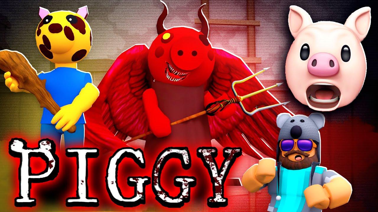 Roblox Piggy Traitor Devil Giraffy Youtube