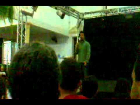 Rodolfo Abrantes - Pregação em Campos RJ - PT1