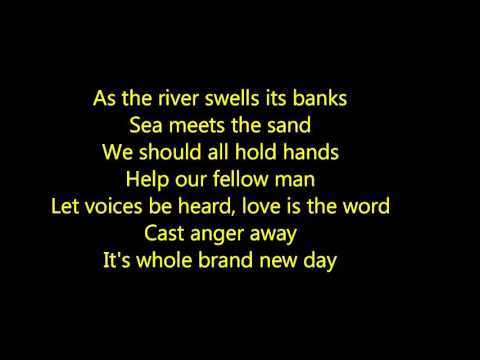 All Will Be Fine - Buju Banton (Lyrics!!)