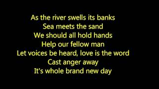 All Will Be Fine - Buju Banton (Lyrics!!)
