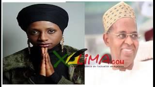 Emouvant témoignage de Maty 3 pommes sur le décès de Sidy Lamine Niass