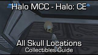 Halo MCC: Halo CEA - All Skulls Locations Guide - Headhunter Achievement
