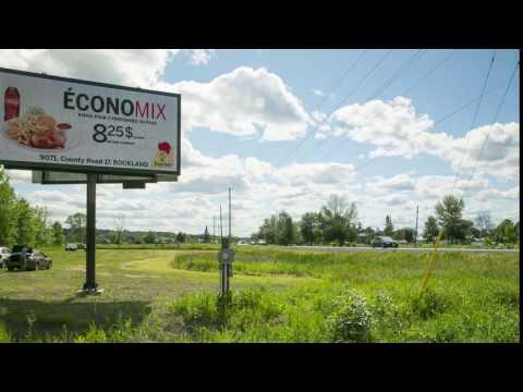 Digital Billboard Traffic in Clarence-Rockland
