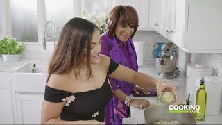 Laurie Hernandez | Patti LaBelle's Cooking Show