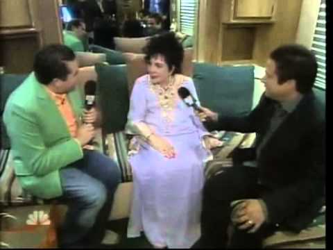 Elizabeth Taylor: Interview by Ross and John