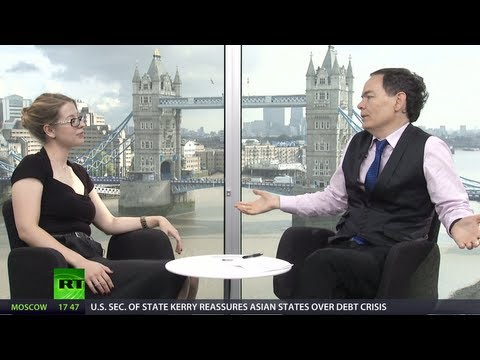 Keiser Report: When US backed cartel controls meth trade (E508)
