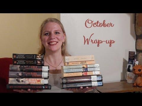 October Book Wrap-up