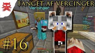 Dansk Minecraft: Svik som vagt: Ep. 16: FANGET AF VERCINGER