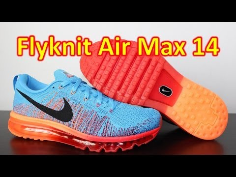nike-flyknit-max-vivid-blue---review-+-on-feet