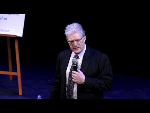 Sir Ken Robinson - Creating a Culture of Innovation