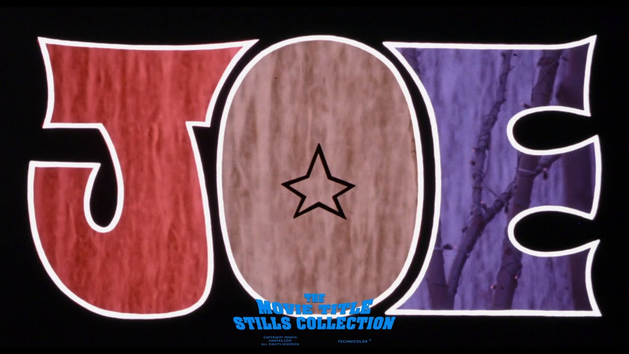 Download Joe (1970) title sequence