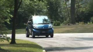 smart fortwo test drive