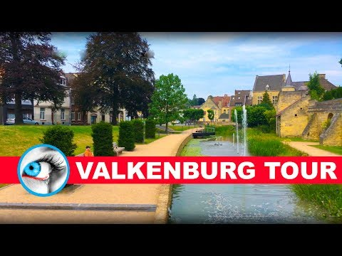 VALKENBURG - NETHERLANDS - 4K 2017 - TRAVEL GUIDE
