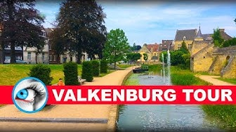 VALKENBURG - NETHERLANDS - 4K TRAVEL GUIDE