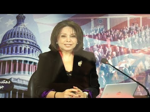 First Iranian American in US Congress? Kia Hamedanchi in an interview with Freeda Saba