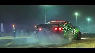 Emirates Drift Championship Round 1   PakWheels   Green Team   DX Garage   Rated Motors  