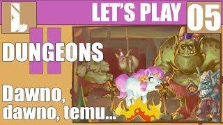 Zagrajmy w Dungeons II PL ❤️ Przesłodki Jednorożec 2/3❤️05