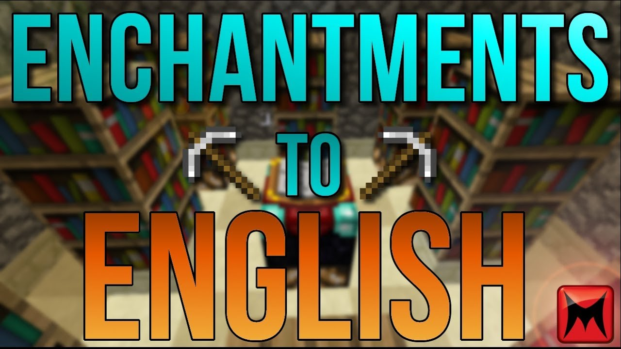 Minecraft Enchantment Table Translation 132 The 25 Best