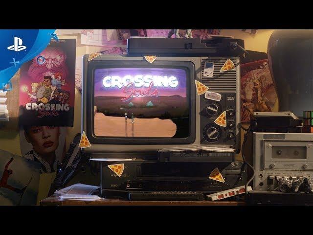 Crossing Souls - Launch Trailer | PS4