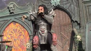 Lordi - Rock The Hell Outta You Live @ Tuska Open Air 1/7/2016