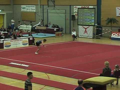 Kwartfinale NK turnen 3de divisie | Senior | Slank en Kwiek - YouTube