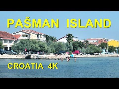 Pašman Island, Croatia (4K Ultra HD)