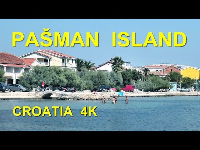 Pašman Croatia | 4K