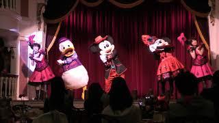 【ショートショート】ミッキーがドナルドにチューされちゃった!